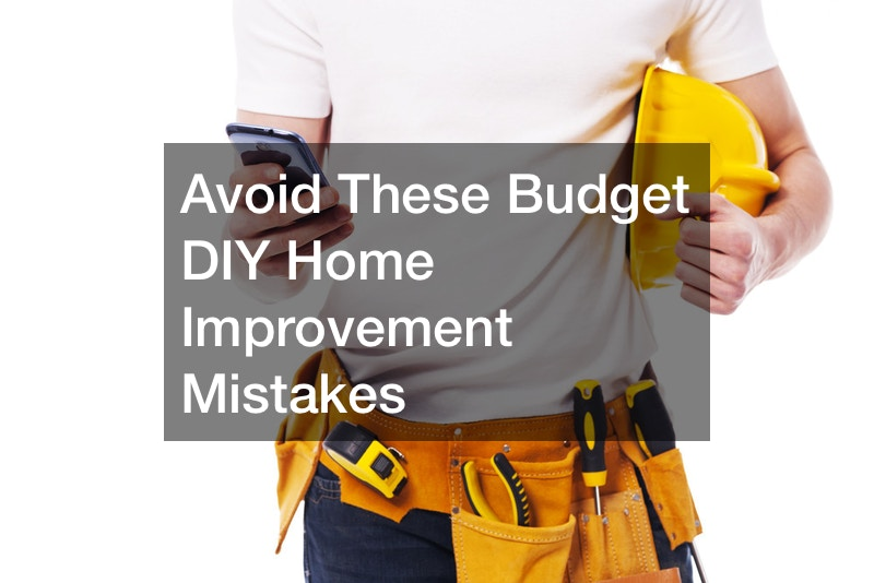 Budget DIY Home Improvement
